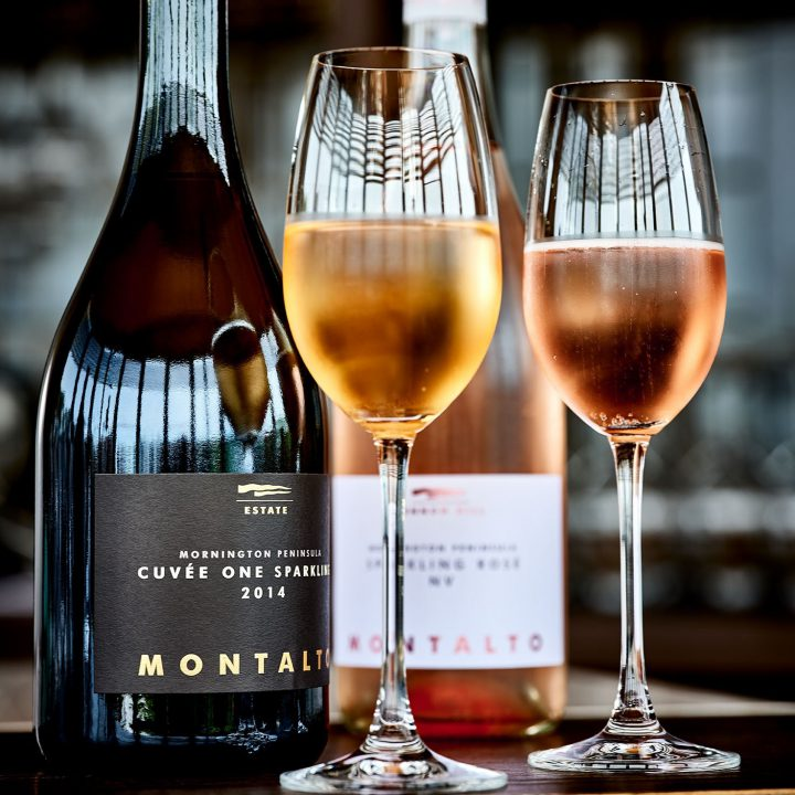Montalto Cuvee One and Sparkling Rose