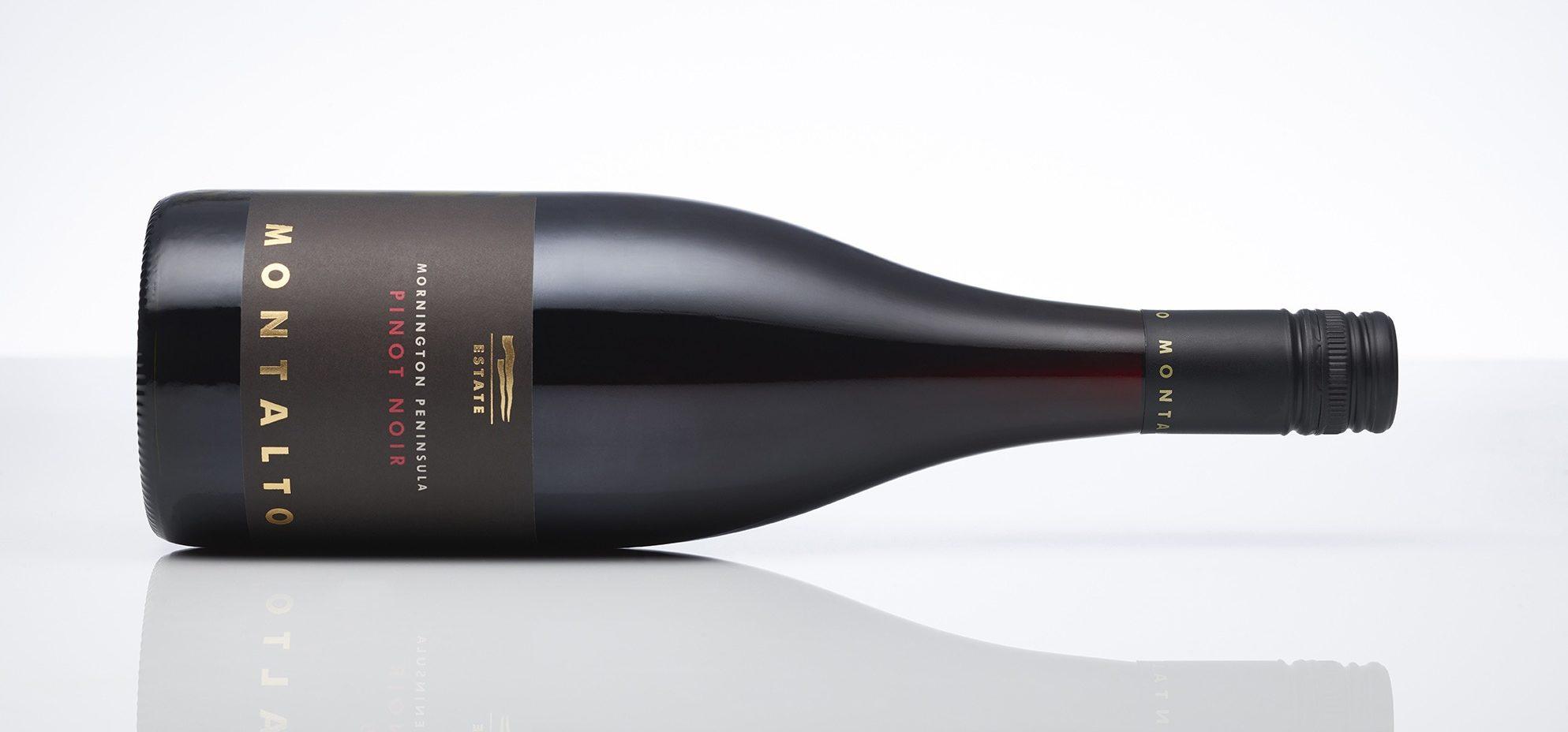 Bottle image of ontalto Estate Pinot Noir