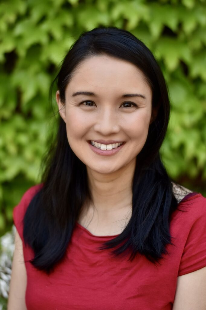 Head shot of Alice Pung